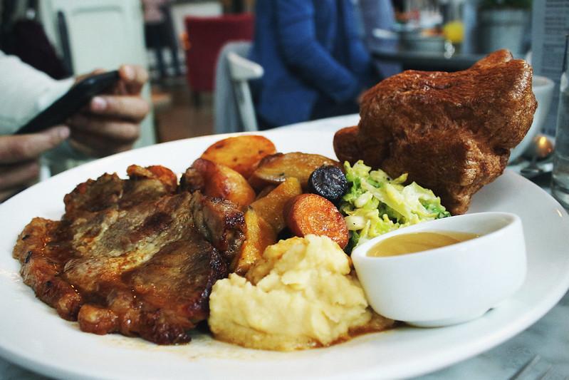 No 11 Pimlico Road Sunday Roast Pork