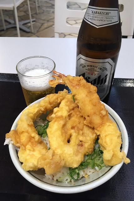 20160719丸亀製麺天丼