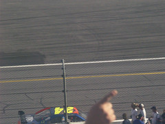27 Jeff Gordon in the Daytona 500