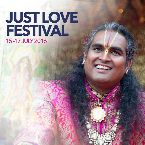Just Love Festival 2016 - by Bhakti Marga