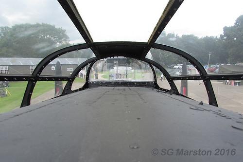 Avro Lancaster B VII Cockpit