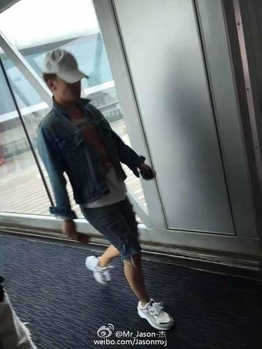 BIGBANG Arrival Nanning (42)