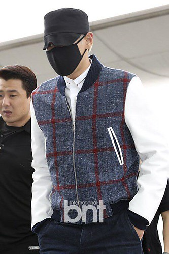 BIGBANG GDTOPDAE departure Seoul to Hangzhou Press 2015-08-25 111