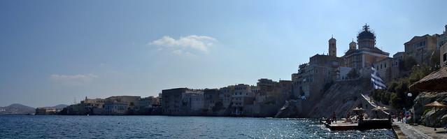 Ermoúpolis / Ερμούπολη, Syros / Σύρος, Cyclades, Greece