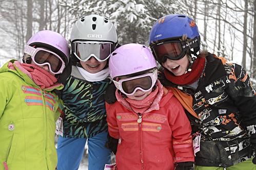 Hunter Mountain kids programs