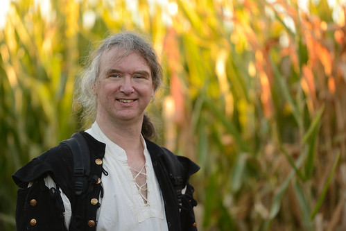 In a Maize Maze