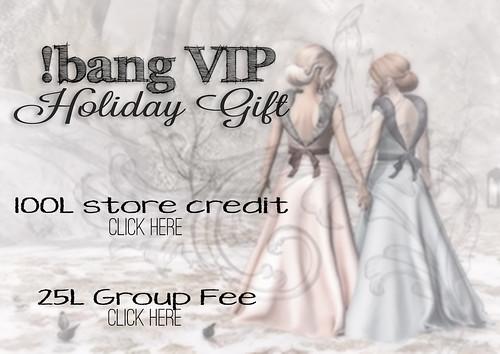 !bang - holiday gift 2014