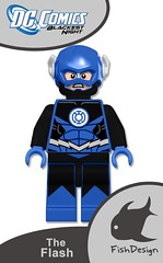 The Flash (Blue Lantern)