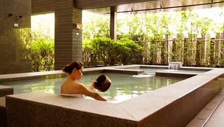 北投麗禧酒店-大眾池