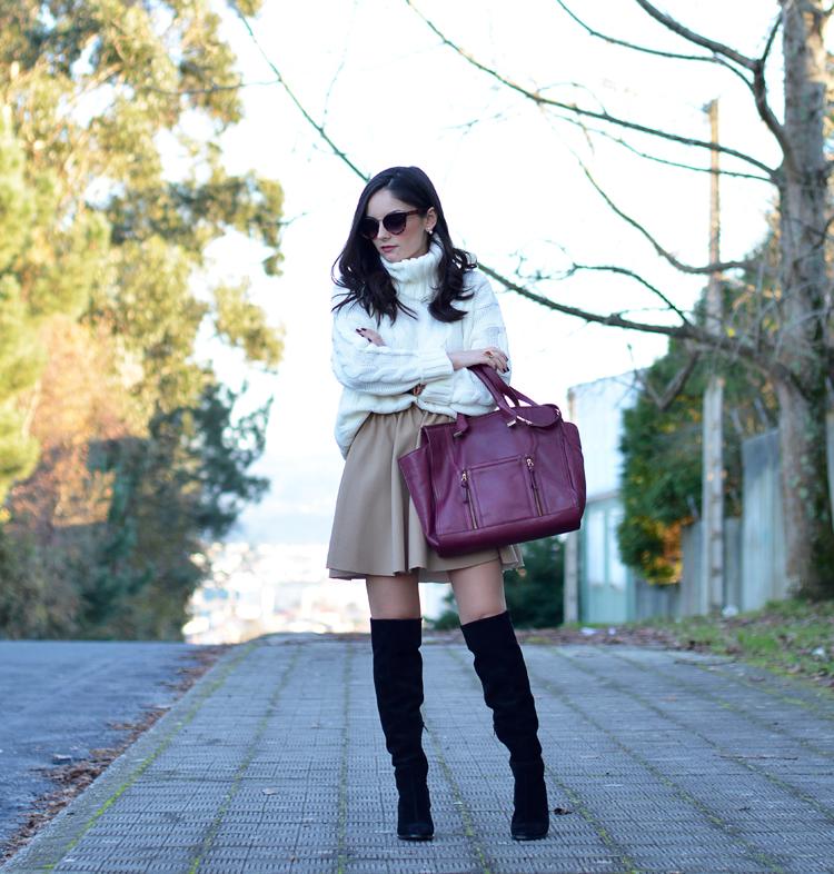 Zara_Skirt_Falda_Botas-altas_ootd_fashion_boots_okeysi_burdeos_02