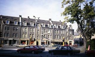 Mellomveien 1 - 4 (ca. 1987 - 1990)