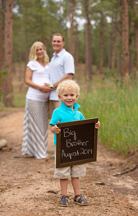 colorado springs maternity portrait photographers big brother