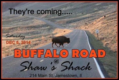 Buffalo Road 12-6-14