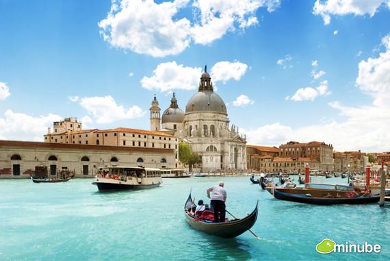 1.Venice, Italy