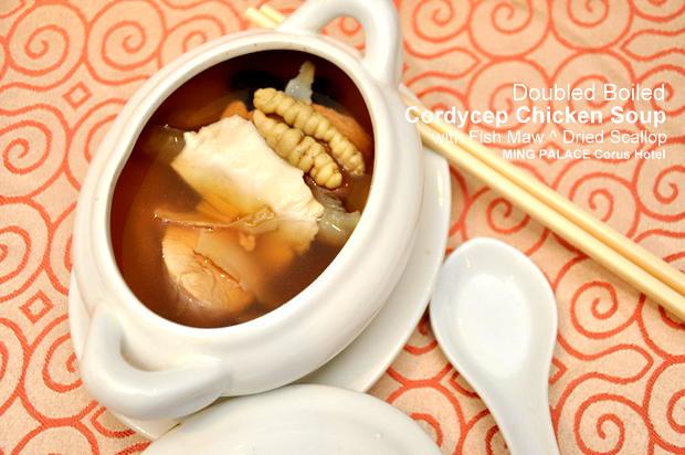 Corus Hotel Chinese New Year 1