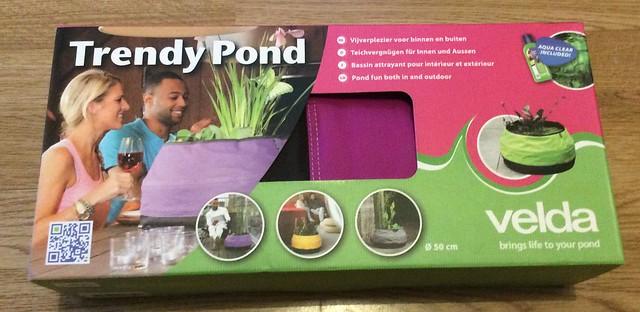 Trendy Pond front
