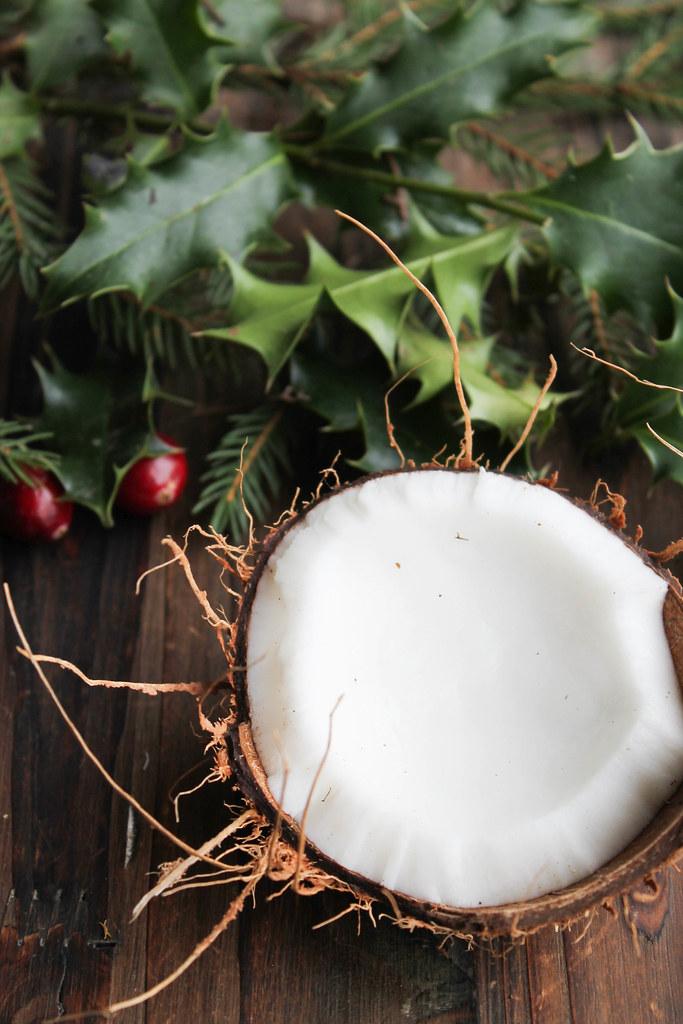 coconuts pavlova