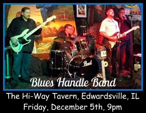 Blues Handle Band 12-5-14