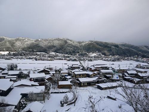 下呂温泉から飛騨高山へ向かう・・・高山市