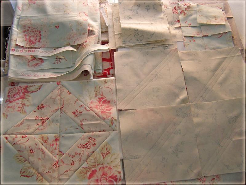 ~ flower box sew along...
