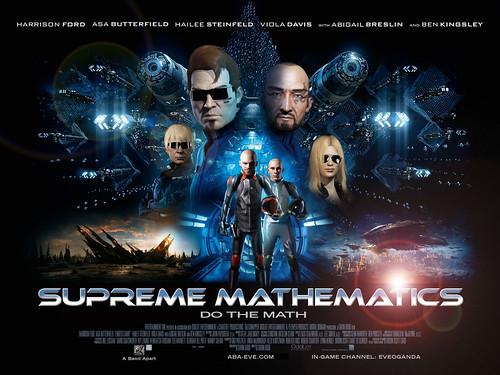 Supreme Mathematics Movie Poster