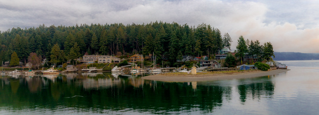 Entrance to Gig Harbor | Gig Harbor Weather | Flickr