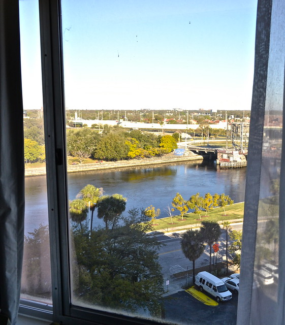downtown tampa hotels - barrymore hotel view
