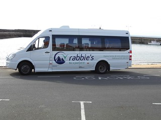 Rabbie in Ainster