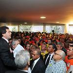 Debate em Brasília sobre jornada de 40 horas semanais