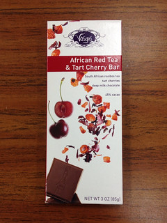African Red Tea & Tart Cherry Bar