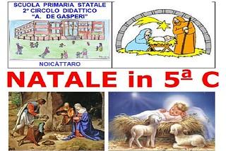 Noicattaro. Recita 5a C De Gasperi front
