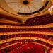 The Covent Garden auditorium