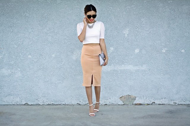 missguided,crop top,pencil skirt,forever 21,zerouv,lucky magazine contributor,fashion blogger,lovefashionlivelife,joann doan,style blogger,stylist,what i wore,my style,fashion diaries,outfit,street style,classic style,ootd magazine,fashion climaxx