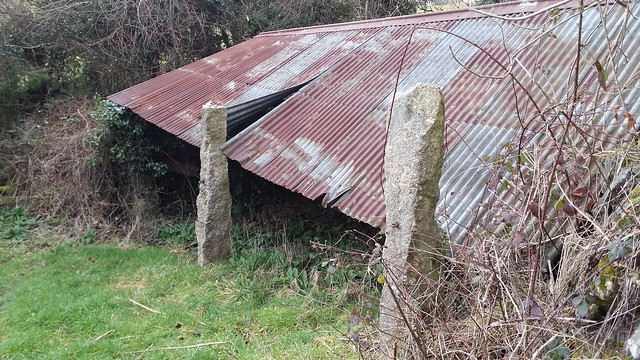 Rundown Shed