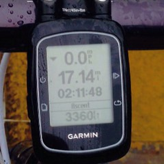 Usually don't see that many feet in that few miles unless I'm riding with @dagbert or @cogblock