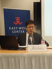 Dr. Shinsuke Tomotsugu Associate Professor, Institute for Peace Science, Hiroshima University