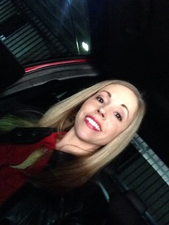 Pre concert selfie