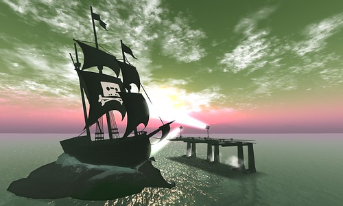 the watermelon pirate bay