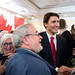 Justin meets supporters in Ottawa. January 26, 2015.
