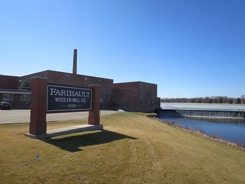 3/14 Fairbault Woolen Mills