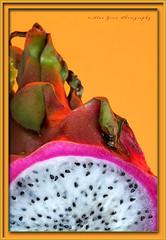 Pitahaya or Dragon Fruit