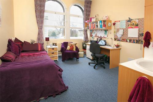 Glenside campus accommodation at UWE Bristol