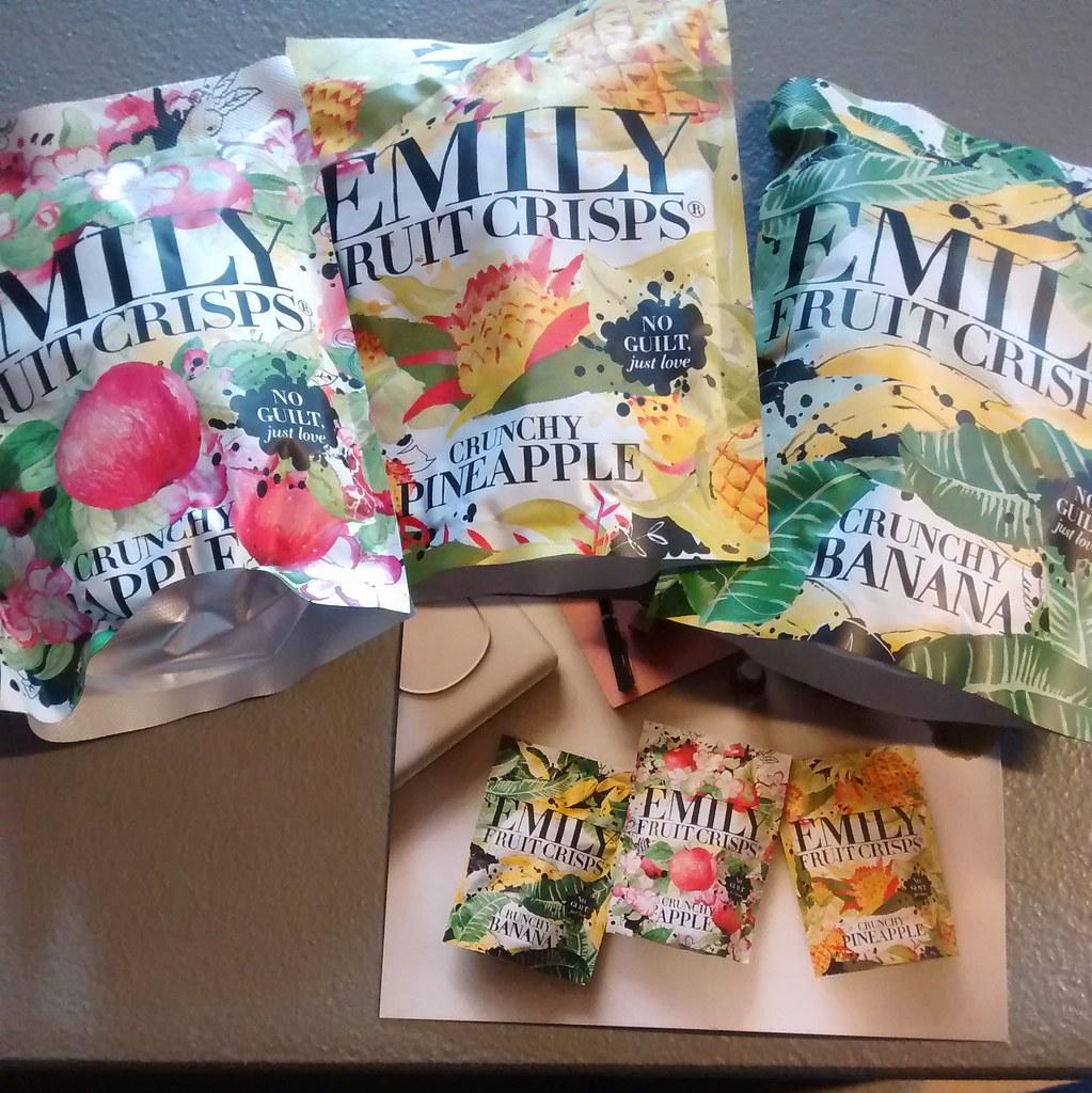 Emily Fruit Crisps review