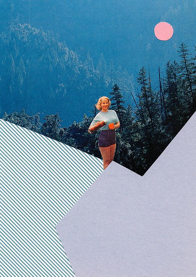 eirwen - collage by laura redburn