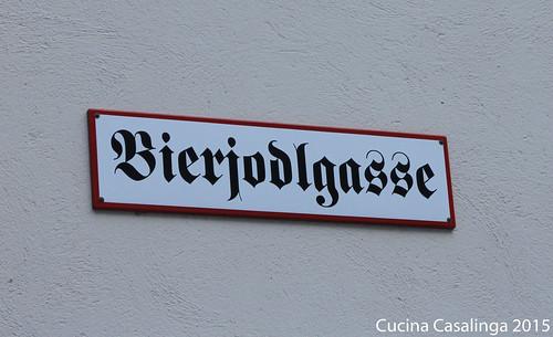 Salzburg Bierjodlgasse