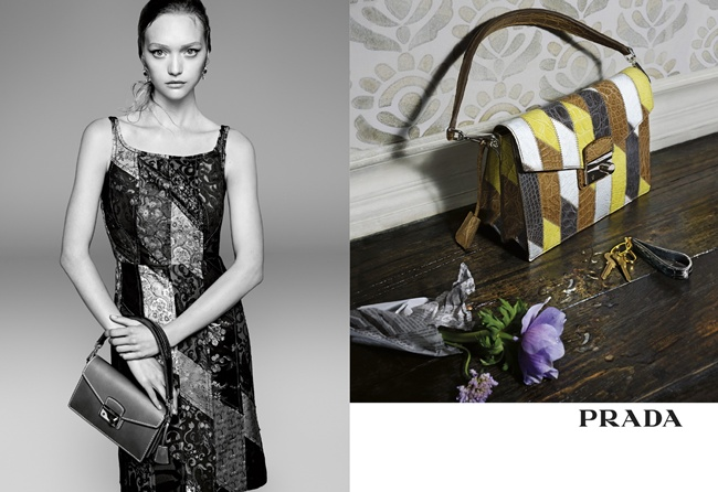 1 Prada SS15 Womenswear Adv Campaign image