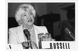 Margo Russell Coin World