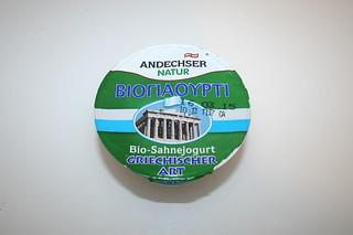 06 - Zutat Joghurt / Ingredient yoghurt