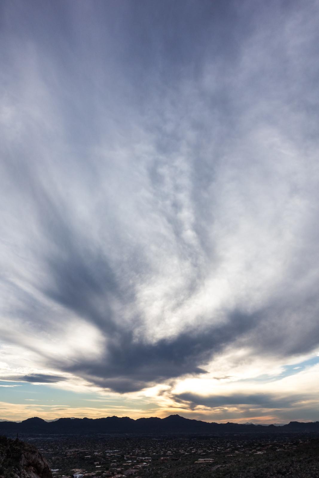 1502 Evening Sky