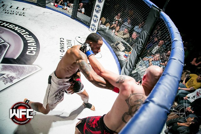 WFC 35 MMA February 28th,2015 at Belle Of Baton Rouge